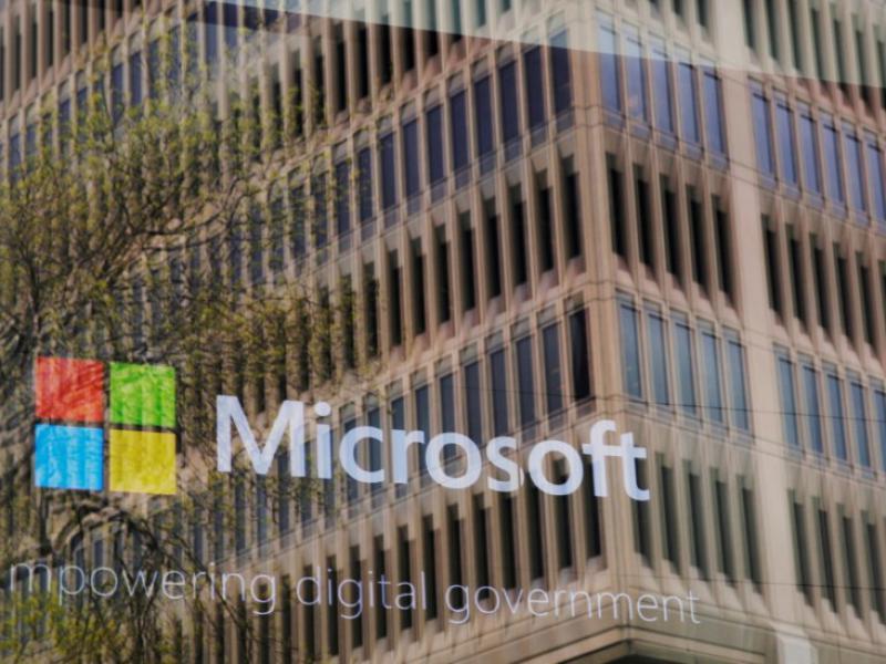 Software da Microsoft investigado na UE por recolha de dados